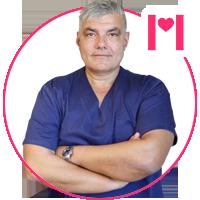 Д-р Сашо Райков, специалист по репродуктивна медицина